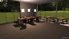Raumgestaltung Restaurant in der Kategorie Arbeitszimmer