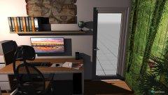 Raumgestaltung Rischardsons Workroomsen in der Kategorie Arbeitszimmer