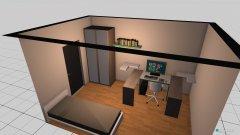Raumgestaltung room 2 in der Kategorie Arbeitszimmer