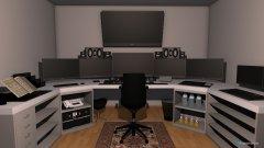 Raumgestaltung Room 3 in der Kategorie Arbeitszimmer