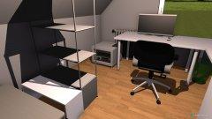 Raumgestaltung Room<3 in der Kategorie Arbeitszimmer