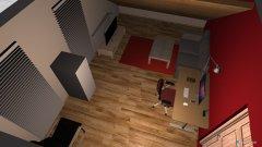 Raumgestaltung Room2 in der Kategorie Arbeitszimmer