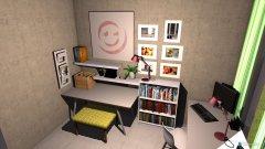 Raumgestaltung room3 in der Kategorie Arbeitszimmer