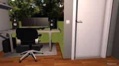 Raumgestaltung ROOM in der Kategorie Arbeitszimmer