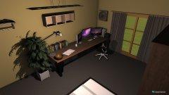 Raumgestaltung Rooon Balkon Room in der Kategorie Arbeitszimmer