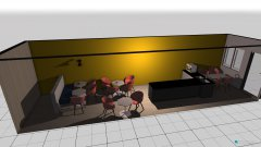 Raumgestaltung sandradstraße 9 in der Kategorie Arbeitszimmer