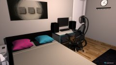 Raumgestaltung Sascha Zimmer jetzig in der Kategorie Arbeitszimmer