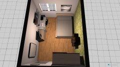 Raumgestaltung Saskia Zimmer Jülich in der Kategorie Arbeitszimmer