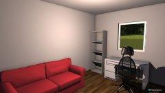 Raumgestaltung SCH_Buero in der Kategorie Arbeitszimmer