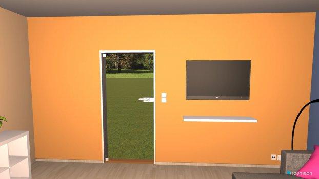 Raumgestaltung Schatz's und mein Arbeitszimmer in der Kategorie Arbeitszimmer