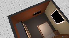 Raumgestaltung schlafen in der Kategorie Arbeitszimmer