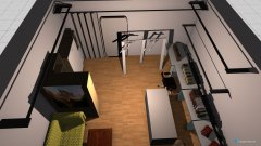 Raumgestaltung Schneiderei Entwurf in der Kategorie Arbeitszimmer