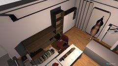 Raumgestaltung Schneiderei2 in der Kategorie Arbeitszimmer