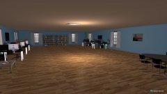 Raumgestaltung Schule01 in der Kategorie Arbeitszimmer