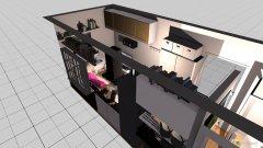 Raumgestaltung Schule in der Kategorie Arbeitszimmer