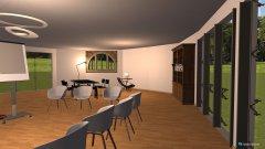 Raumgestaltung Seminar- & Tagungsraum in der Kategorie Arbeitszimmer