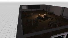 Raumgestaltung Seminarraum 2 in der Kategorie Arbeitszimmer