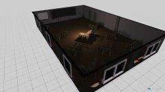 Raumgestaltung Seminarraum in der Kategorie Arbeitszimmer