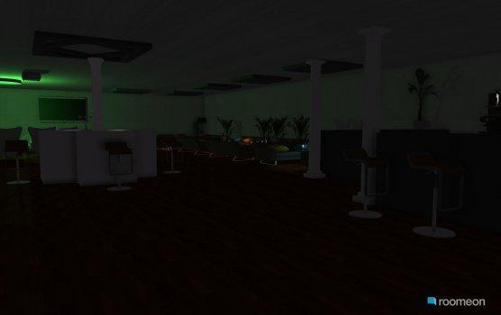 Raumgestaltung Shisha Lounge 3 in der Kategorie Arbeitszimmer