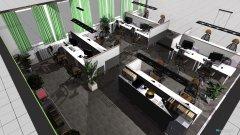 Raumgestaltung Showroom-opendesk in der Kategorie Arbeitszimmer