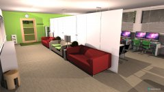 Raumgestaltung SLZ 3 in der Kategorie Arbeitszimmer