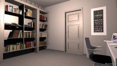 Raumgestaltung small workroom in der Kategorie Arbeitszimmer