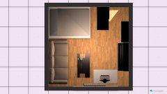 Raumgestaltung soba perfect var 1 in der Kategorie Arbeitszimmer