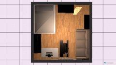 Raumgestaltung soba perfect var 2 in der Kategorie Arbeitszimmer