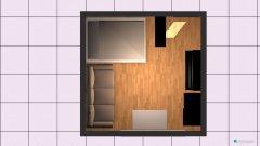 Raumgestaltung soba variante 2 in der Kategorie Arbeitszimmer