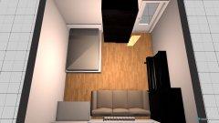 Raumgestaltung soba variante 7 (split) in der Kategorie Arbeitszimmer