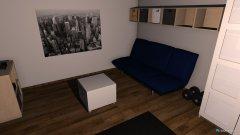 Raumgestaltung Sönke neues zimmer in der Kategorie Arbeitszimmer