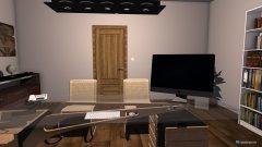 Raumgestaltung Sowi- anwaltskanzlei BÜRO in der Kategorie Arbeitszimmer