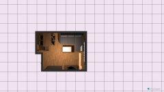 Raumgestaltung Spielzimmer 2 in der Kategorie Arbeitszimmer