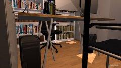 Raumgestaltung Spielzimmer in der Kategorie Arbeitszimmer