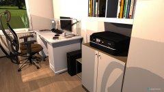 Raumgestaltung spinnen büro in der Kategorie Arbeitszimmer
