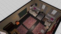 Raumgestaltung SQUAT in der Kategorie Arbeitszimmer
