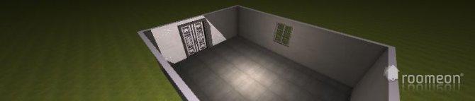 Raumgestaltung stan in der Kategorie Arbeitszimmer