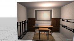 Raumgestaltung STAND FEIRA in der Kategorie Arbeitszimmer