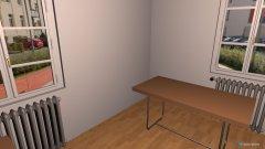 Raumgestaltung Studio 02 in der Kategorie Arbeitszimmer