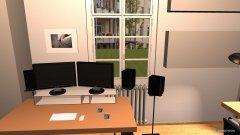 Raumgestaltung Studio 03 in der Kategorie Arbeitszimmer