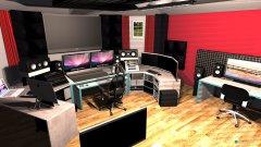 Raumgestaltung studio 2 in der Kategorie Arbeitszimmer