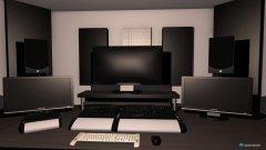 Raumgestaltung Studio V2 in der Kategorie Arbeitszimmer