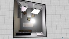 Raumgestaltung Sven Raum in der Kategorie Arbeitszimmer