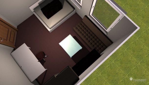 Raumgestaltung TamZi in der Kategorie Arbeitszimmer