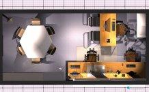 Raumgestaltung Technikwerkstatt (ehemals ASV-Büro) in der Kategorie Arbeitszimmer