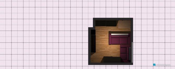 Raumgestaltung teff in der Kategorie Arbeitszimmer