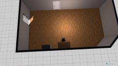 Raumgestaltung Test 1 in der Kategorie Arbeitszimmer