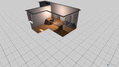 Raumgestaltung test2 in der Kategorie Arbeitszimmer