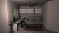 Raumgestaltung test4 in der Kategorie Arbeitszimmer