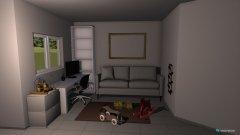 Raumgestaltung test9 in der Kategorie Arbeitszimmer